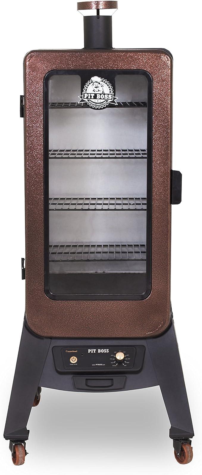 PIT BOSS PBV3P1 Vertical Pellet Smoker - Budget-Friendly Smoker