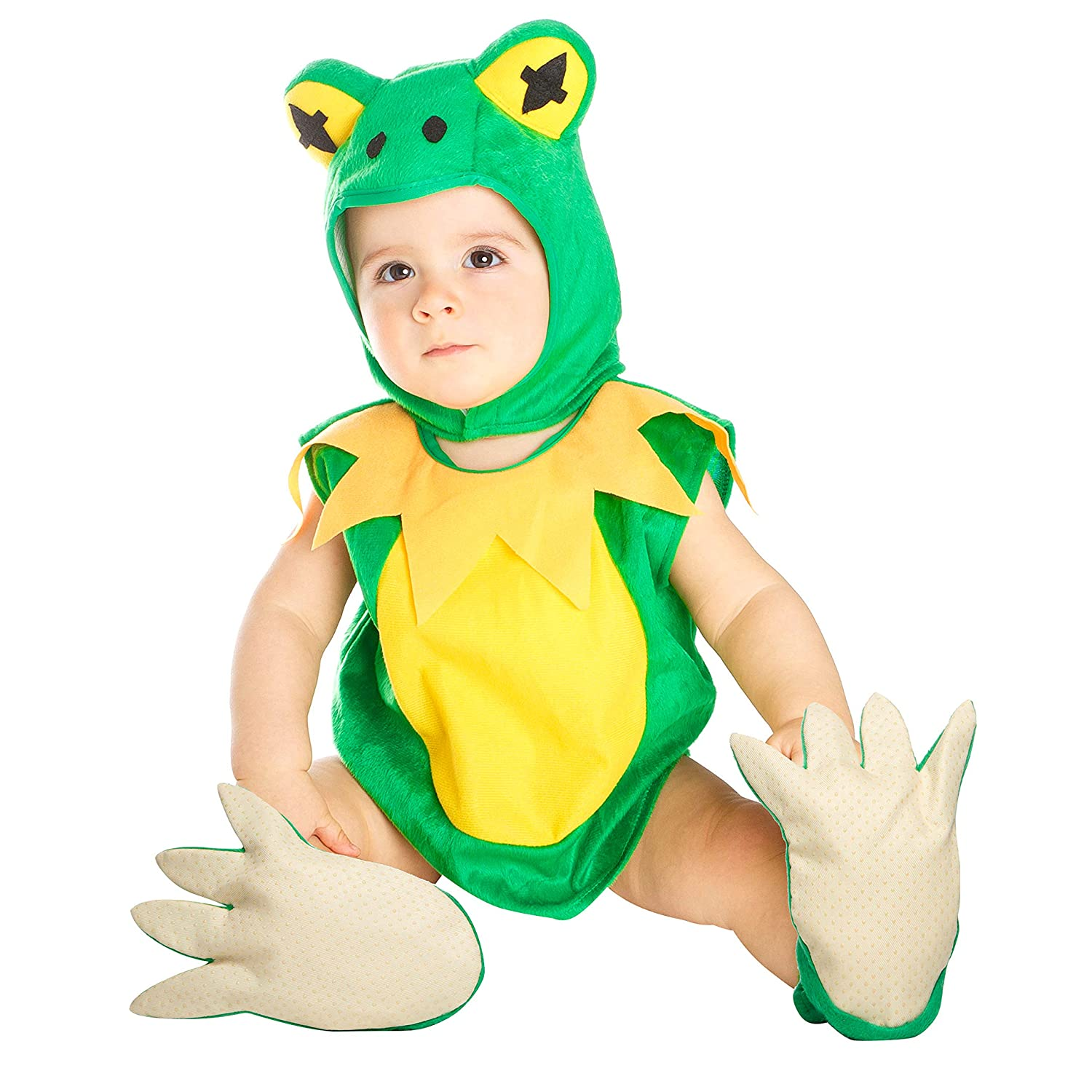 My Other Me – Frog Costume Unisex viving Costumes Animals 0-6 meses 203941