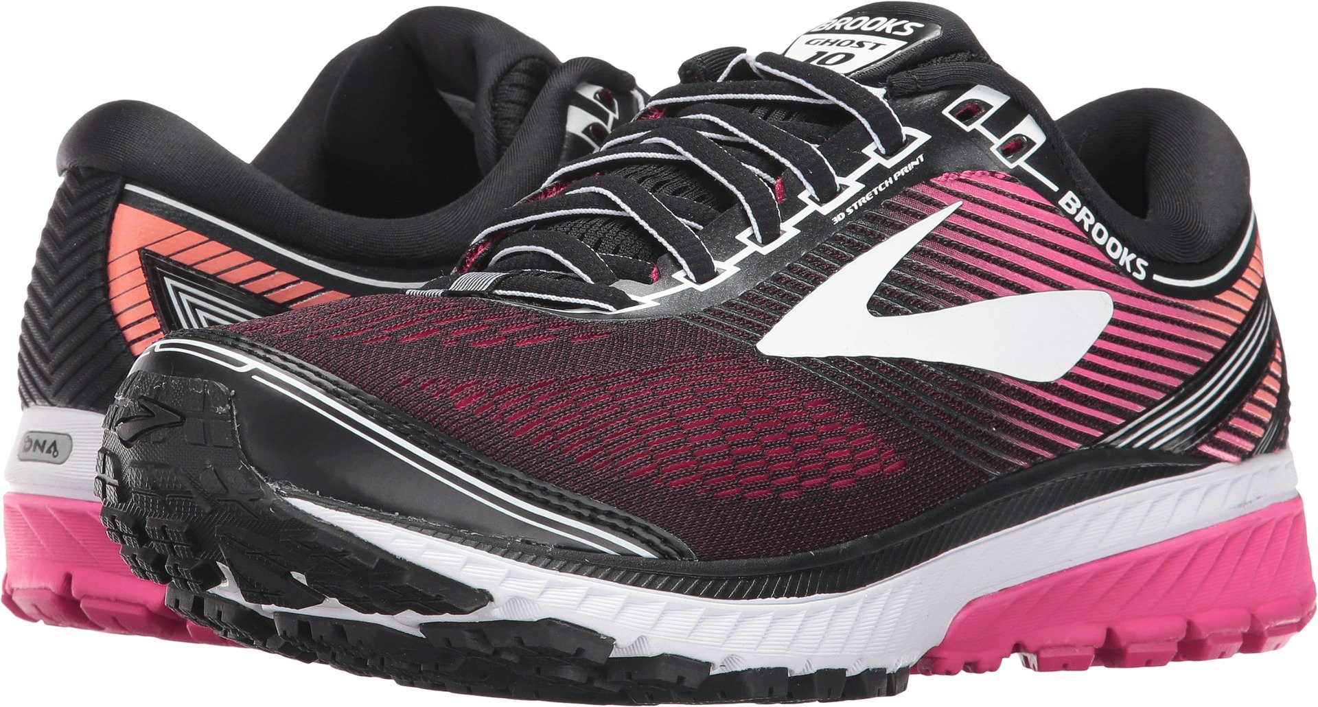 b1526dfa49ca7 Brooks Womens Ghost 10