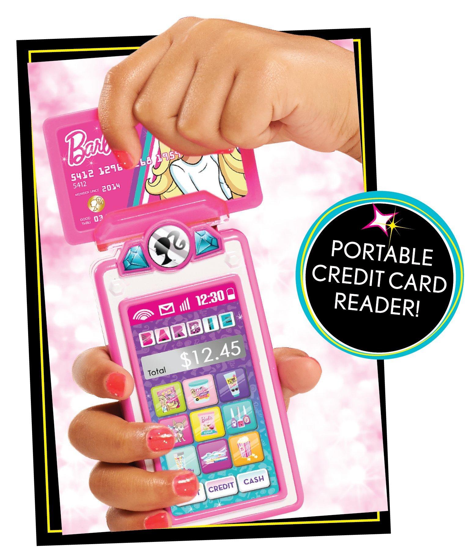 Barbie Blinging Cash Register Toy by Barbie (Image #3)
