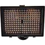 CMVision-IR200-198 (850nm) IR LED Night Indoor/Outdoor Long Range 300ft IR Illuminator w/Free 12V Power Adapter (Up…