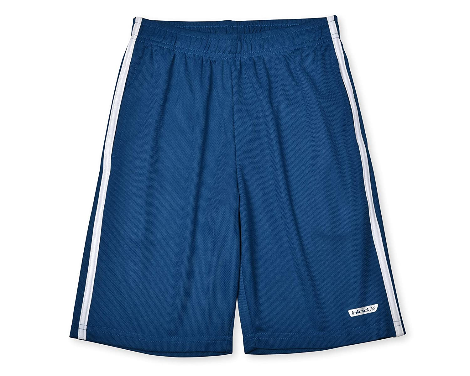 Hind 3-Pack Boys Basketball Shorts Athletic Performance Shorts for Boys