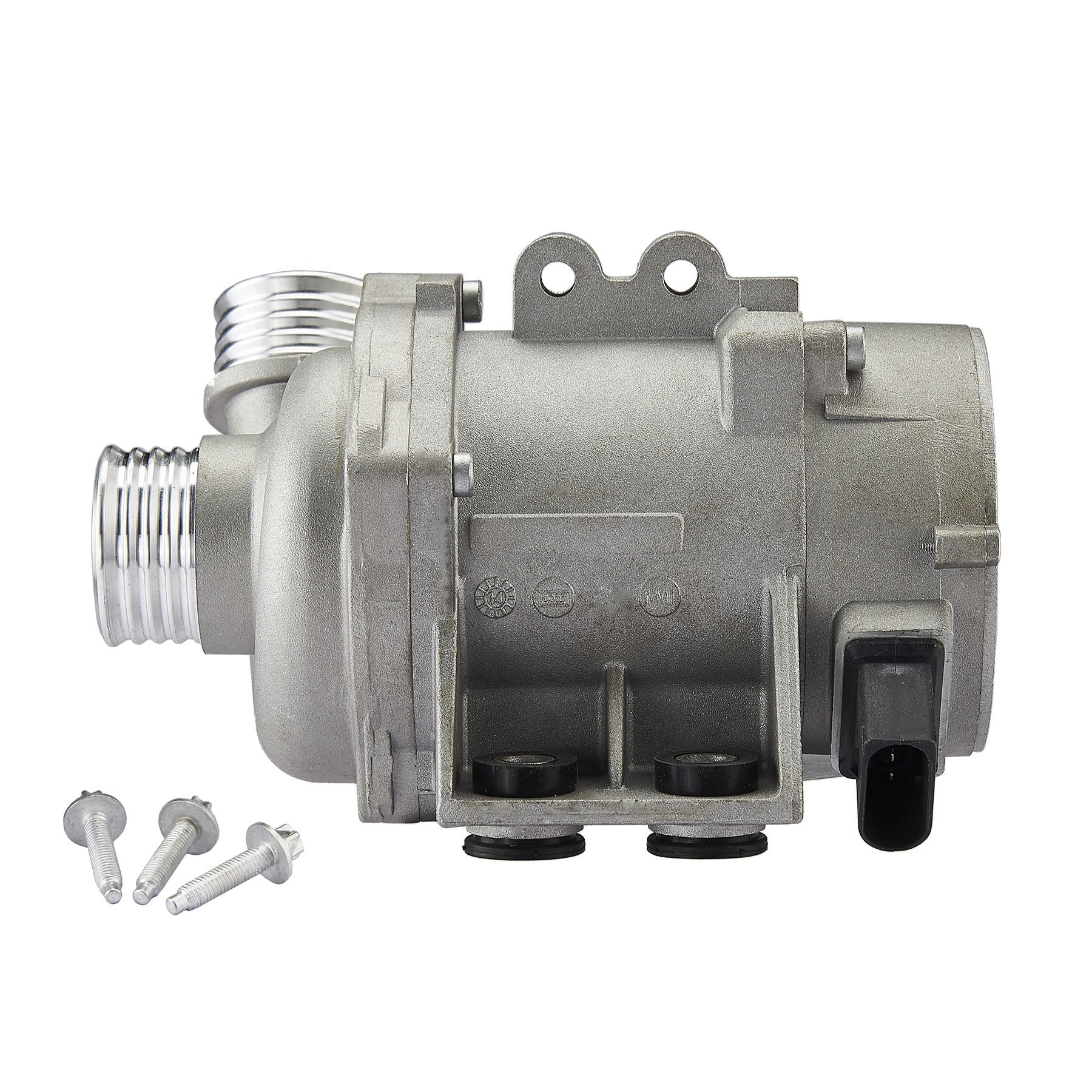 Orion Motor Tech BMW Engine Electric Water Pump with Bolts, 11517586925, 702851208, 11517563183, 11510392553