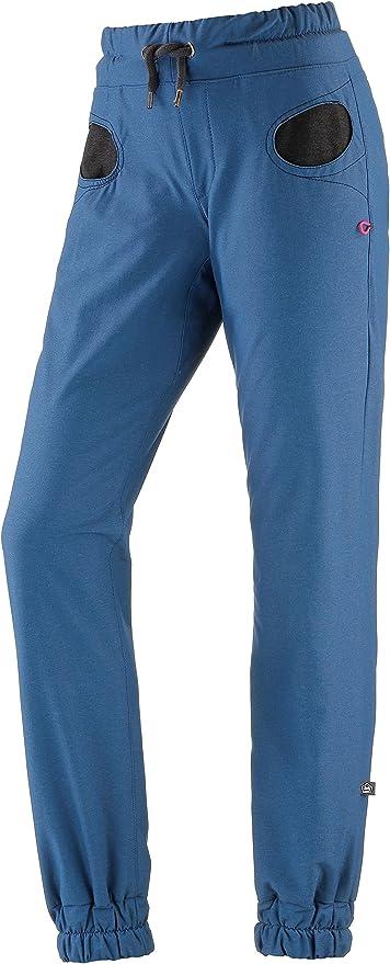 E9 Mujer Pantalón de escalada, gris: Amazon.es: Deportes y ...