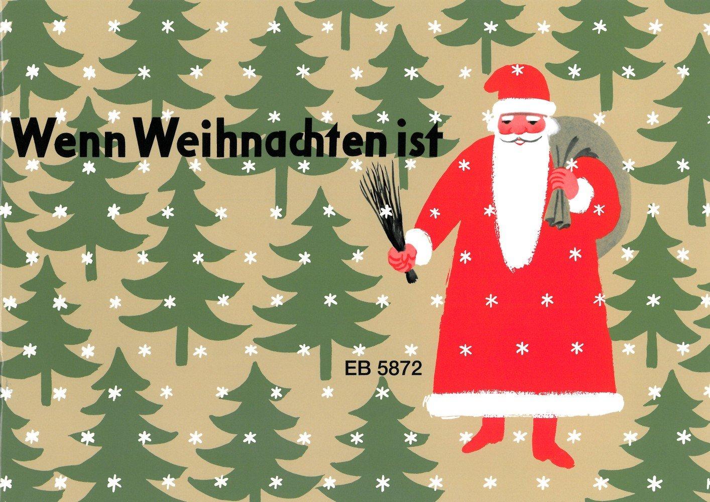 Wenn Weihnachten ist für Klavier (EB 5872): Amazon.de: S. Köhler ...