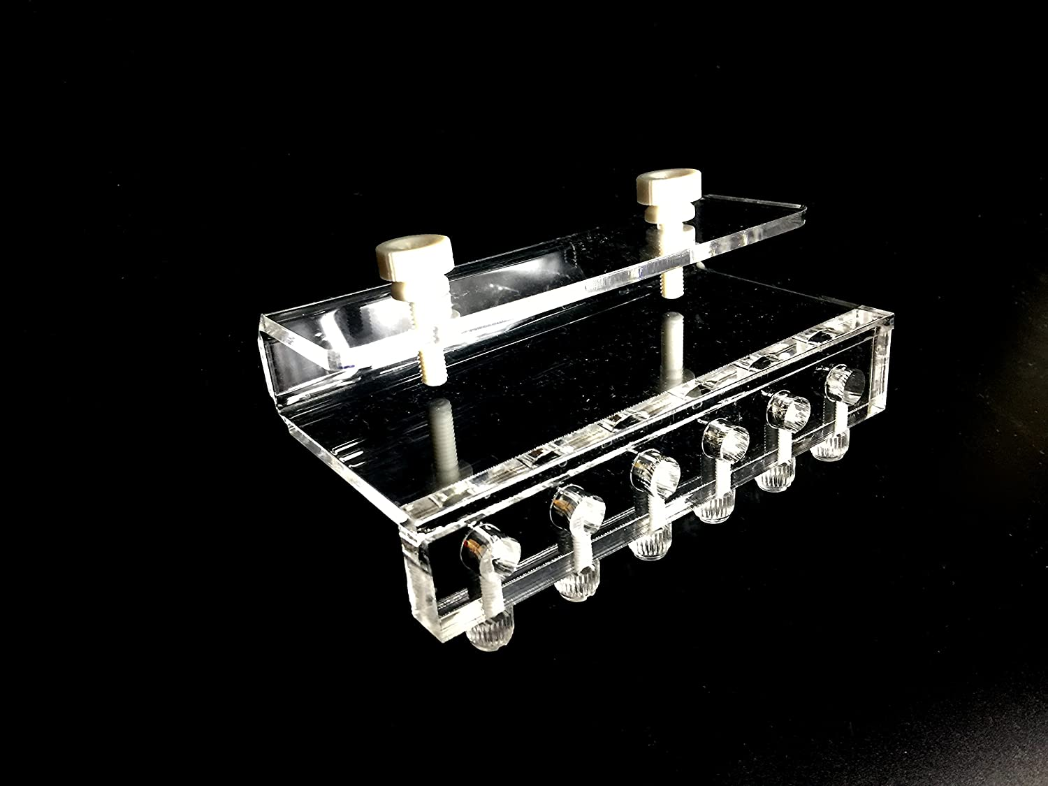 The Soft Tube Fixture for Dosing Pump for 8 Tubes