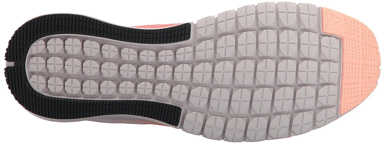 Reebok Women's Print Smooth Clip Ultk Track Shoe B074V1JGRD 8 B(M) US|Guava Punch/Peach Twist/Leather