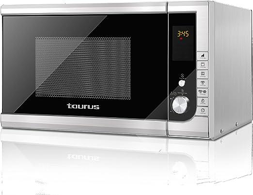 Taurus - Microondas Style Microondas Digital, Inox: Amazon.es: Hogar