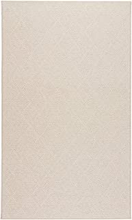 product image for Shoal White Wicker-BD No Color 10' x 14' Rectangle Machine Woven Rug