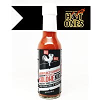 Adoboloco KoloheKid Hawaiian & Ghost Pepper Hot Sauce - 5 Ounce Bottle (Hot) - Featured on Hot Ones Season 8