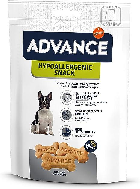 ADVANCE Snacks Hypoallergenic - Galletas Para Perros - Pack ...