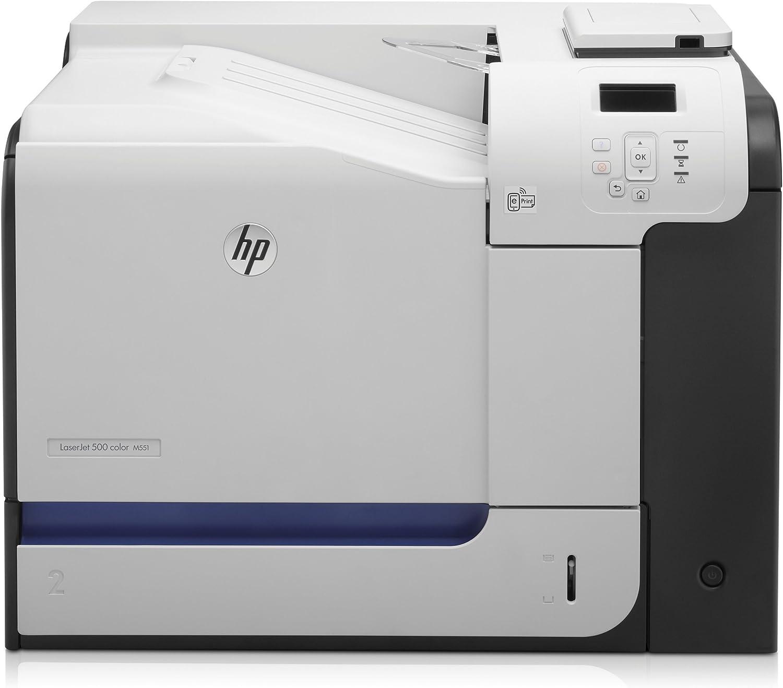 HP Laserjet Enterprise 500 Color M551dn, (CF082A) (Renewed)