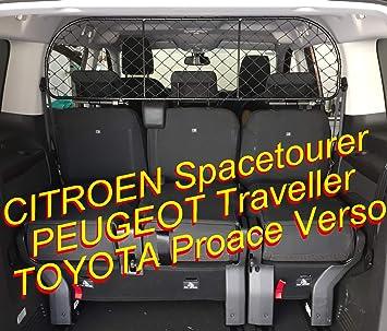 Ergotech Trennnetz Hundenetz Rda65 Xl16 Kty018 Für Hunde Und Gepäck Sicher Komfortabel Für Ihren Hund Garantiert Auto