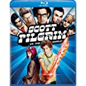 Scott Pilgrim vs. The World Blu-ray DVD