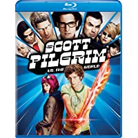 Scott Pilgrim vs. The World Blu-ray DVD