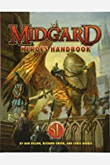 Midgard Heroes Handbook for 5th Edition Hardcover