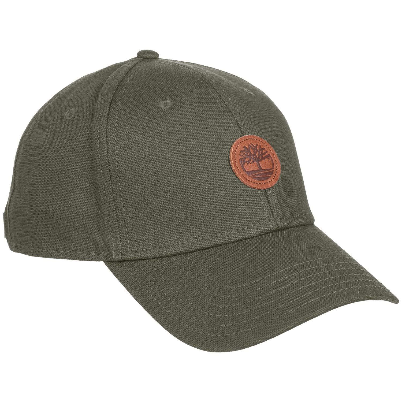 7629ace13 Timberland Cotton Baseball Strapback Hat