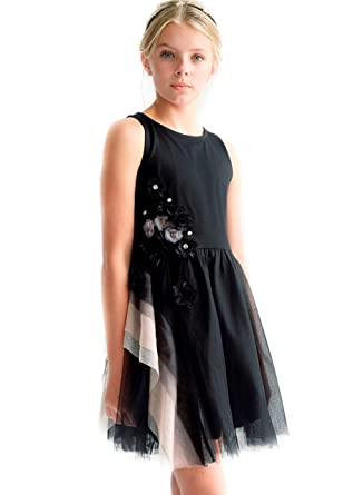 16acb6bc7152 Smukke, Big Girls Tween Special Occasion Embellished Party Dressy Dress  (Many Options),