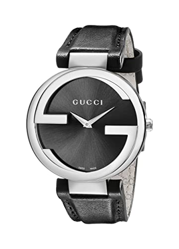38d6272f037 Gucci INTERLOCKING Women s Watch YA133301  Frida Giannini  Amazon.co.uk   Watches
