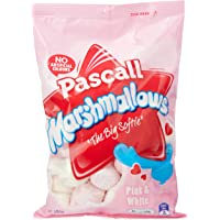 Pascall Raspberry Vanilla Marshmallows, 10 x 280 Grams