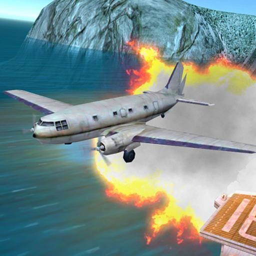 Flight Simulator: War Airplane (Army Games)