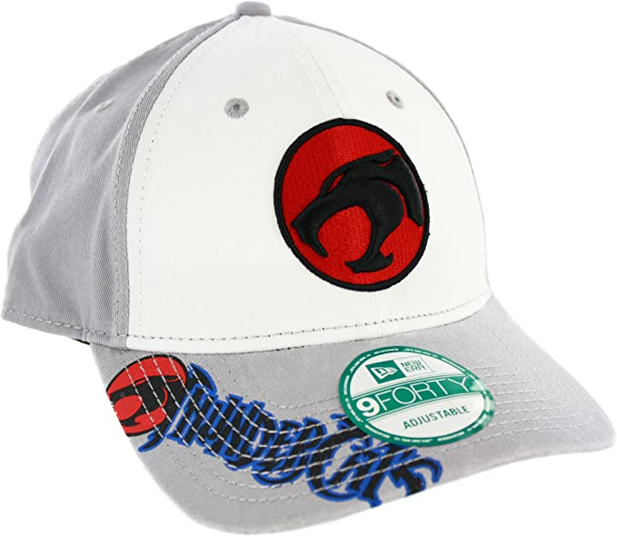 672aff1d799 Amazon.com  ThunderCats Orlantic 9FORTY Adjustable Cap  Movie And Tv ...