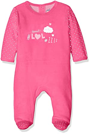 2db03aa022053 Dodo Homewear Lfd.Sleep.grv Grenouillère Bébé Fille  Amazon.fr ...
