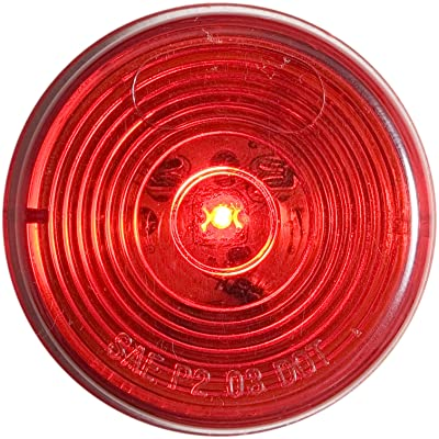 Optronics MCL56RS Marker/Clearance Light Kit, Red: Automotive