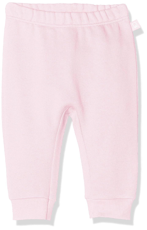 United Colors of Benetton Basic Bb2 Pantalones, Rosa Baby 03j, 74 ...