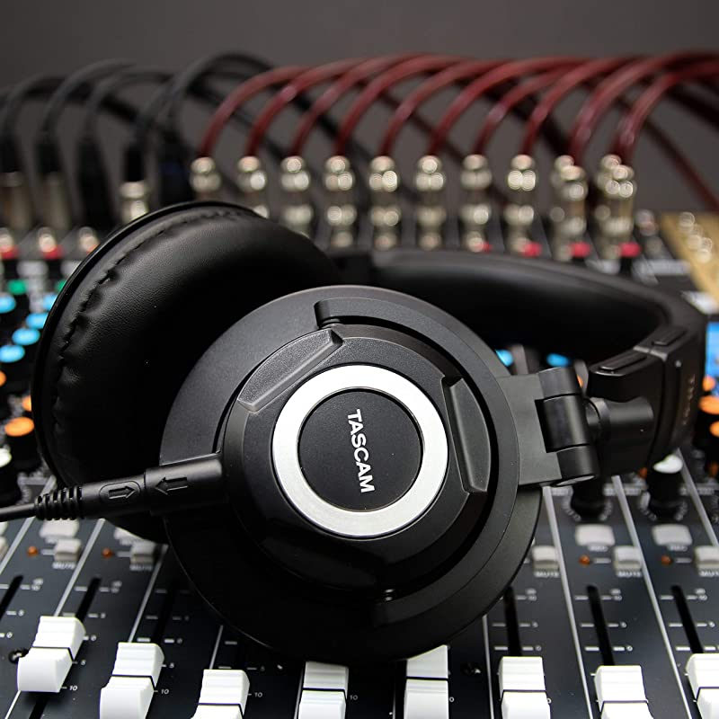 Tascam 达斯冠 TH-07 高清录音室监听耳机 5折$74.99 海淘转运到手约¥526