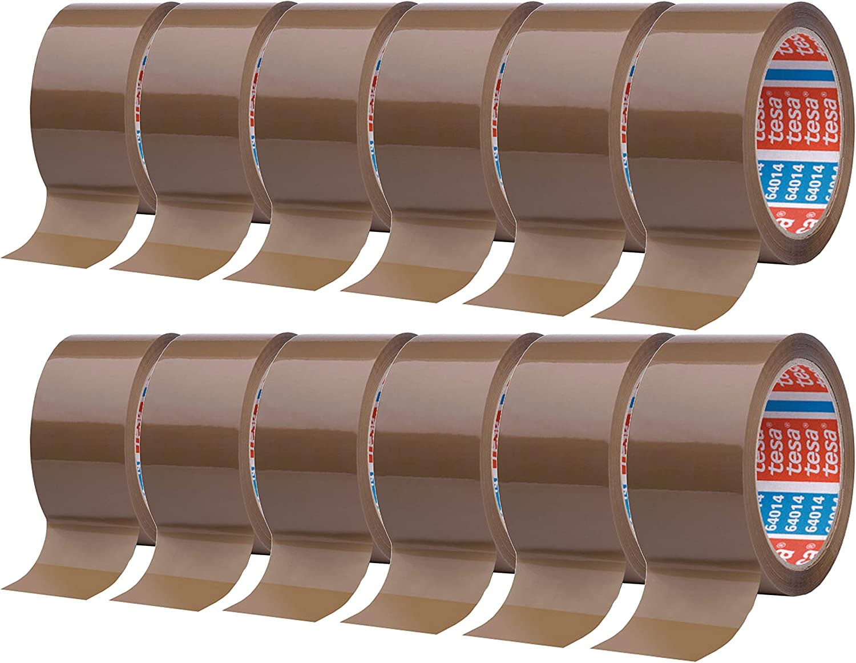 : 50 mm Geräuscharm max. 3M Klebeband-Abroller H150 Grau Braun Rollenbreite
