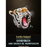 Sandokán. Los tigres de Mompracem (Spanish Edition)
