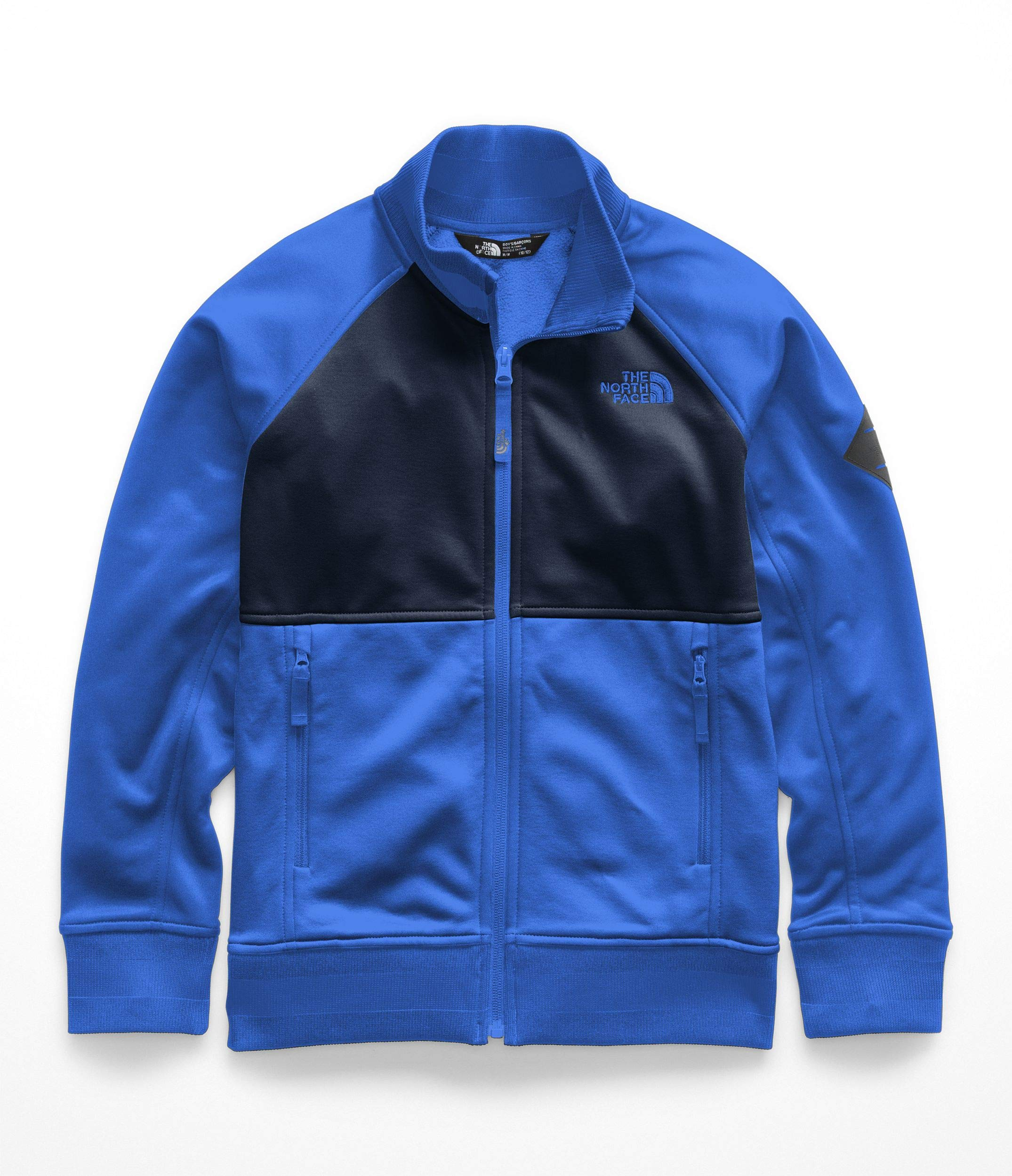 The North Face Boys Takeback Track Jacket - Turkish Sea - M