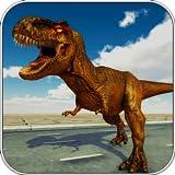 quilt apps - Dinosaur in city Simulator 2018 3D