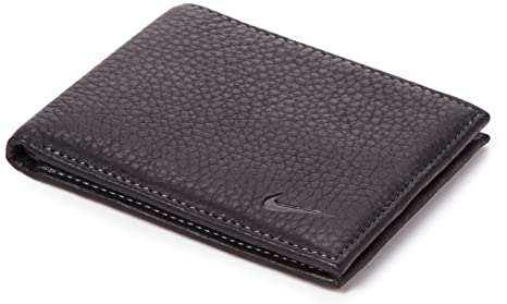 a0bbd901f0 Image Unavailable. Image not available for. Colour: Nike Black Men's Wallet