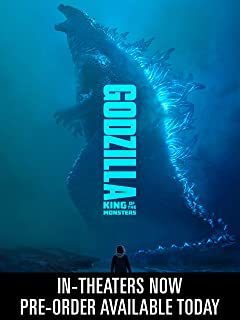 Book Cover: Godzilla: King of the Monsters