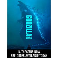 Godzilla: King of the Monsters (BIL/UHD/BD/4KUHD) [Blu-ray]