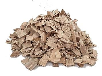 Choza de madera para ahumar Smokewood barbacoa de virutas de madera de - Bigger bolsa de