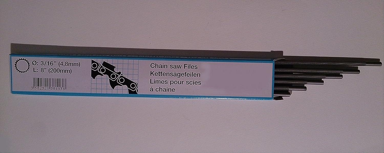 Not 6Files 4.8mm Round Chainsaw Chain 325 Jardiaffaires 3770005428125