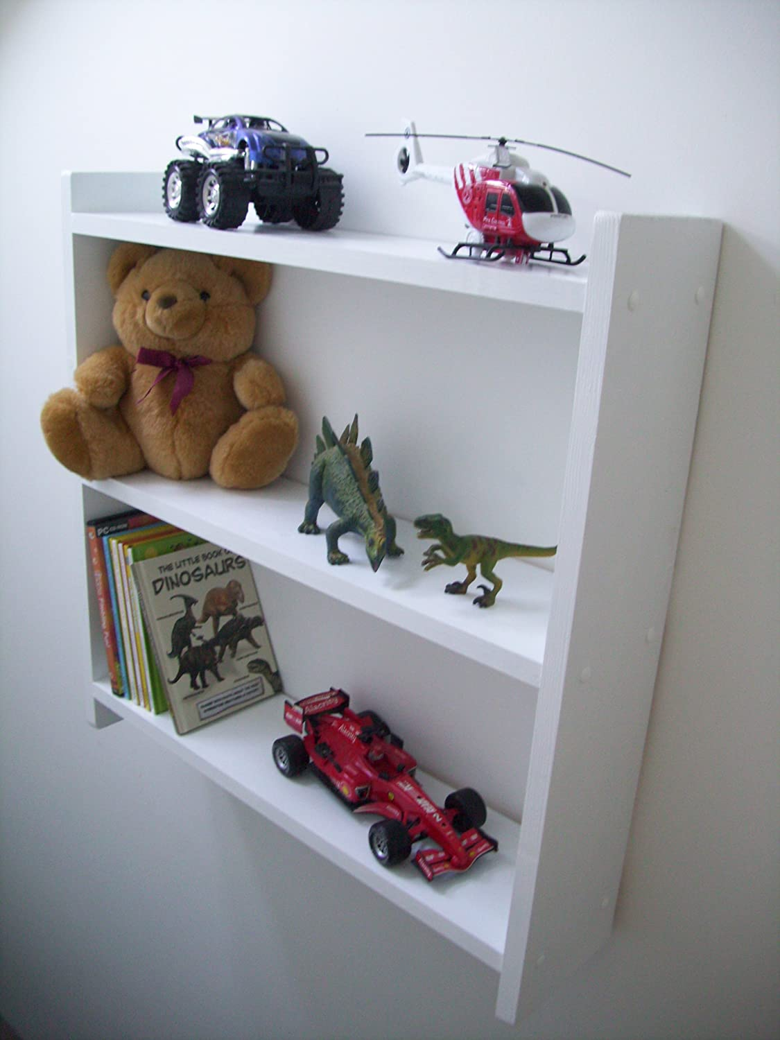 Shelves Childrens Bedroom 60cm Royal Blue Shelving Kids Bedroom Shelf Boys Bedroom Shelves
