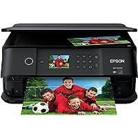 Epson Expression Premium XP-6000 - Impresora fotográfica inalámbrica a Color con escáner y copiador, Compatible con la reposición de salpicaderos de Amazon