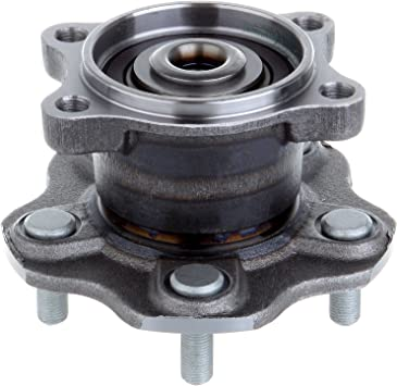 Amazon Com Scitoo Rear Wheel Hub Bearing Assembly 512201 For Nissan Altima Maxima Quest Nissan 5 Lugs Left Right Automotive