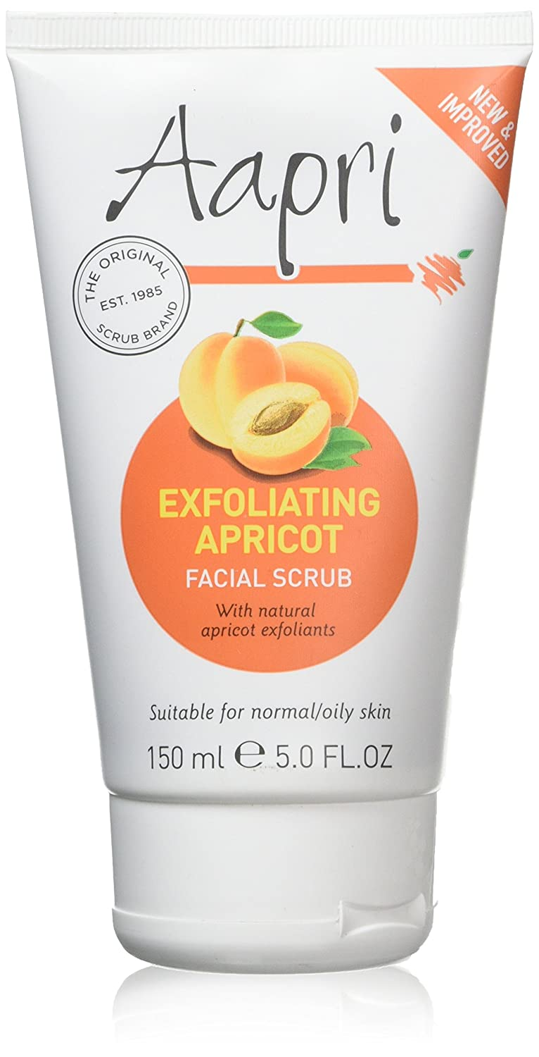 Aapri Exfoliating Scrub, 150 ml 5012008447003