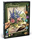 Schipper - 609130601 - Flowers by the window - Tableau à Dessin - Taille 40 x 50 cm