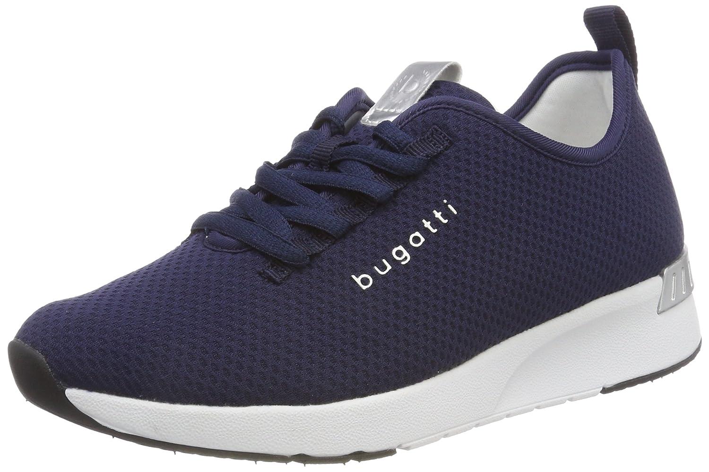 Bugatti 442271026900, Zapatillas para Mujer 40 EU Azul (Dark Blue 4100)
