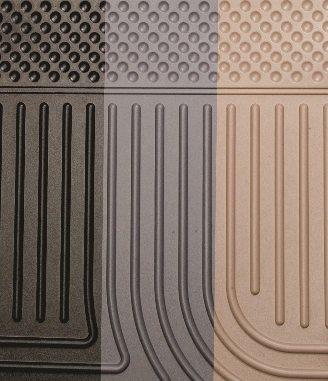 Husky Liners Center Hump Floor Liner Fits 09-14 F150 SuperCrew//SuperCab//Standard 83421