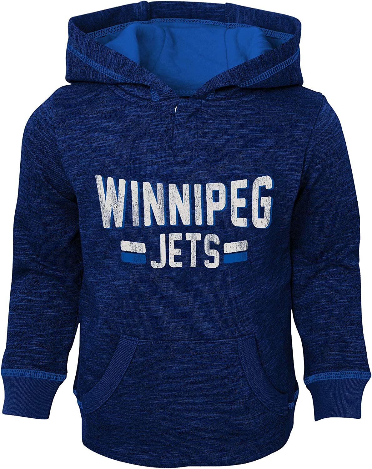 Winnipeg Jets Infant Tiny Enforcer Pullover Fleece Hoodie