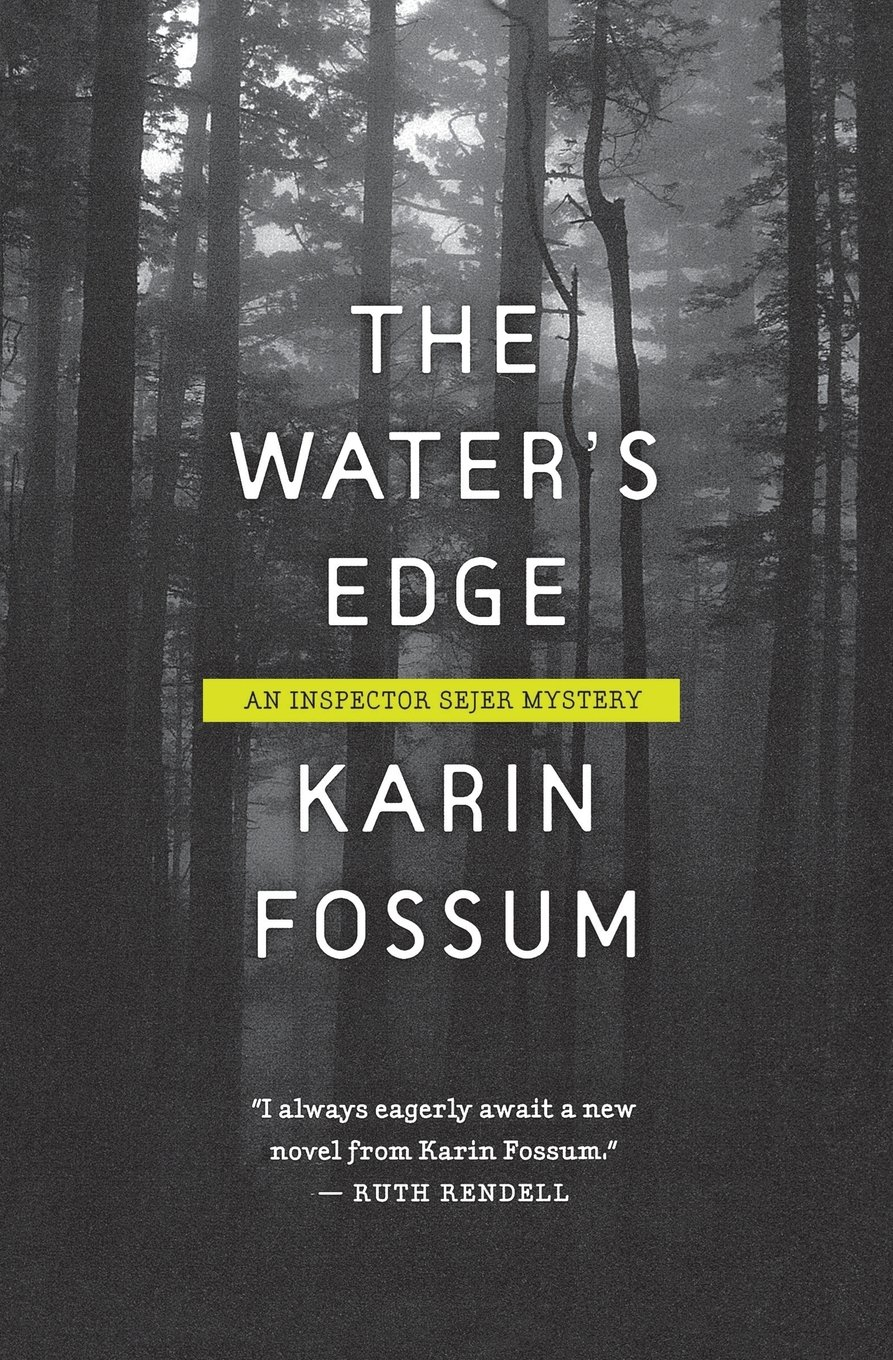 Download The Water's Edge (Inspector Sejer Mysteries) ebook