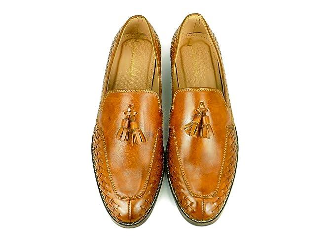 Ripley Brooklyn ITMNSH020418B1 - Mocasines Para Hombre Size: 41 EU: Amazon.es: Zapatos y complementos