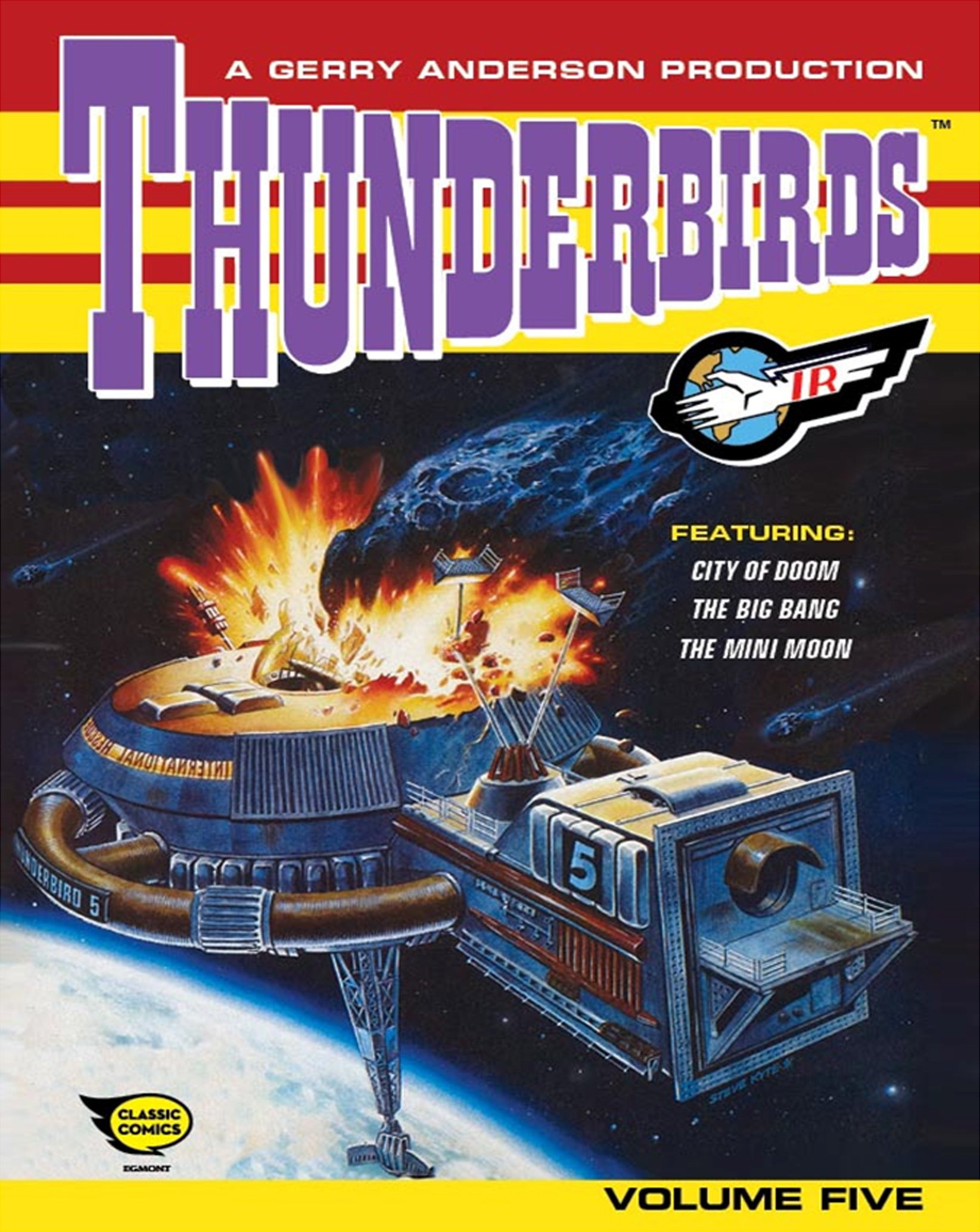 Download Thunderbirds Comic Volume 5 ebook